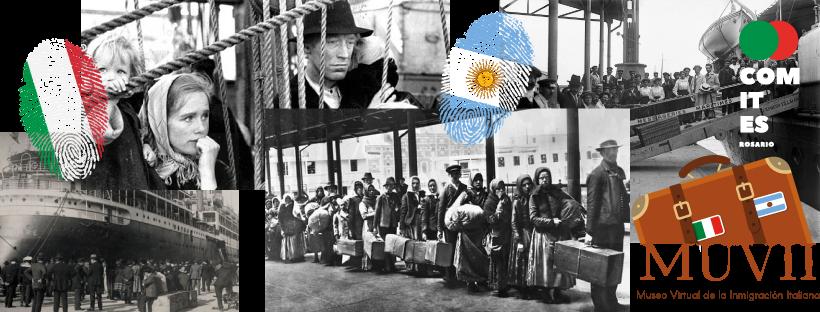 Museo Virtual de la Inmigración Italiana