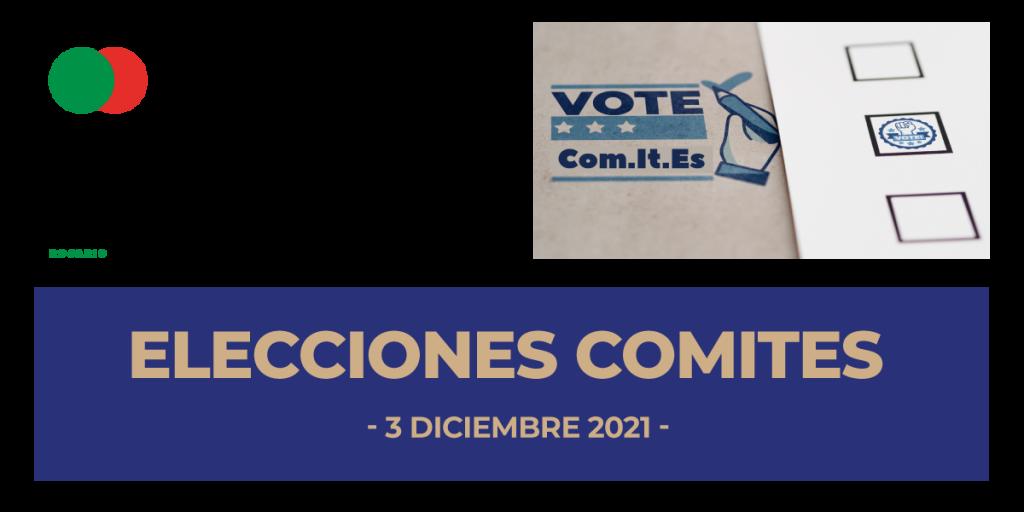 Elecciones Comites 2021